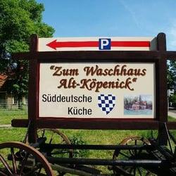 waschhaus alt-köpenick - 72 fotos & 53 beiträge - bayerische küche ... - Bayerische Küche Berlin
