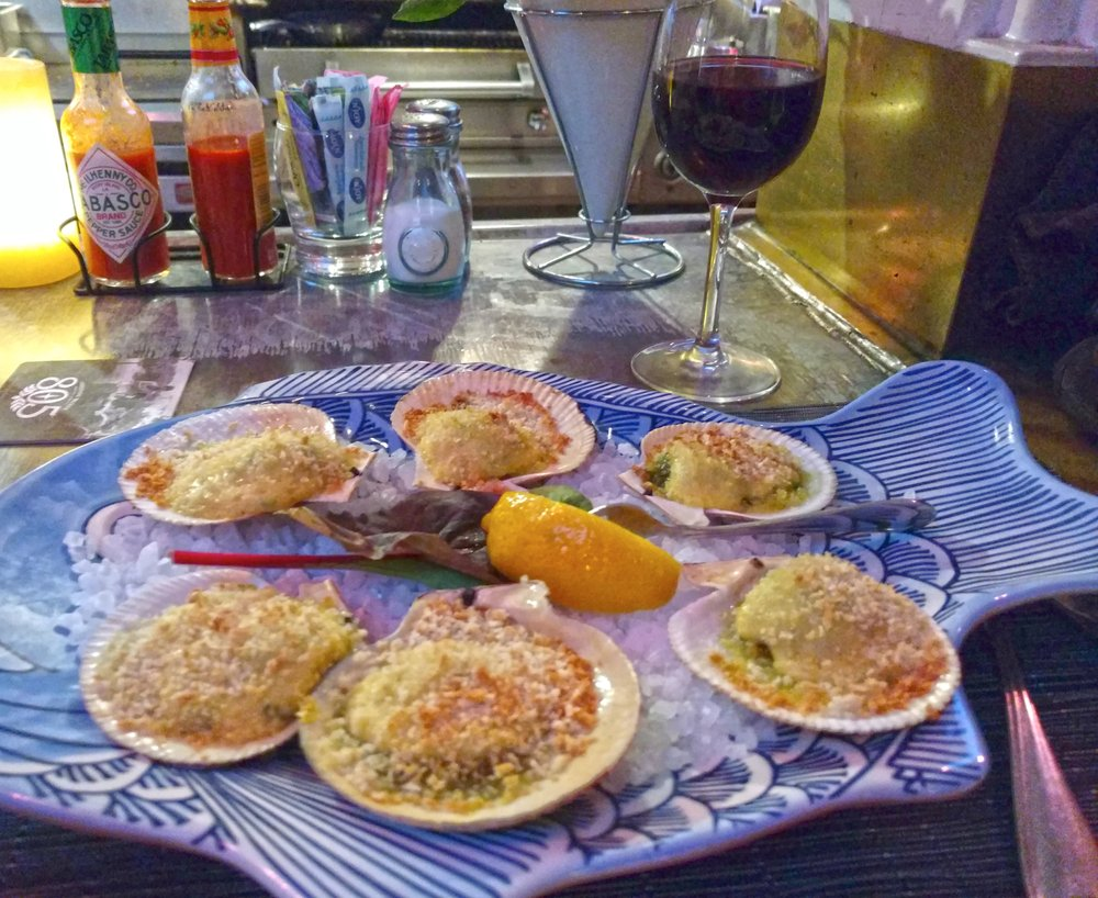 Beachside Bar Cafe Goleta