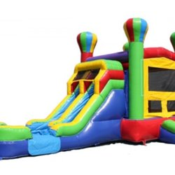Amazing Tropical Bounce Bounce House Rentals Southside Home Interior And Landscaping Ologienasavecom