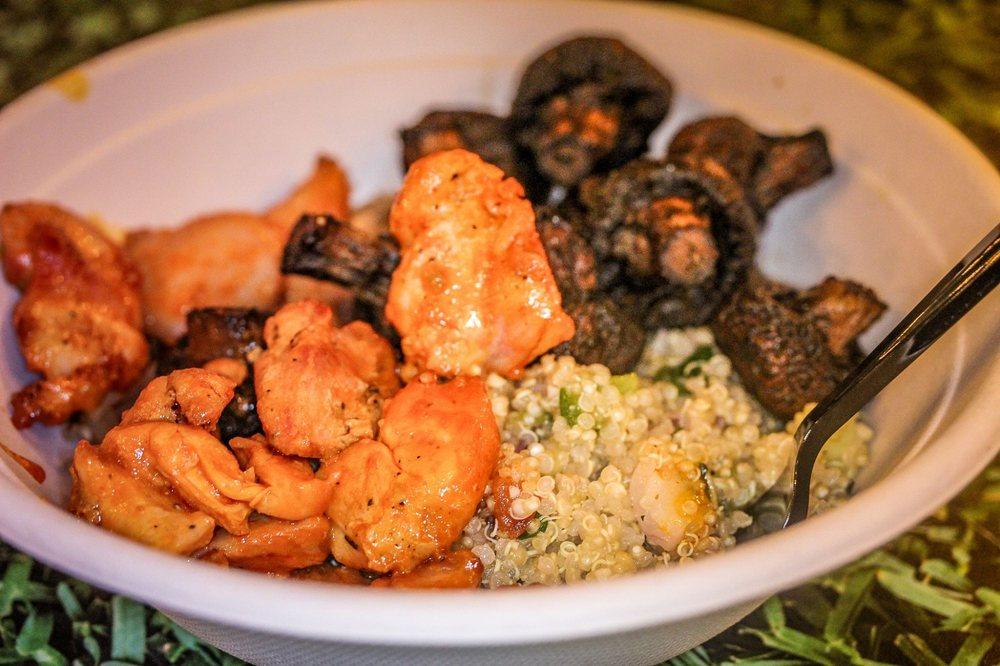 Fresh Kitchen: 4616 W Kennedy Blvd, Tampa, FL