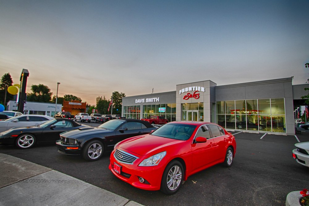 Dave Smith Motors Cda Idaho >> Dave Smith Frontier Sales 12 Reviews Car Dealers 2021 N 4th St