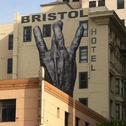 Photo Of Bristol Hotel Apartments Los Angeles Ca United States