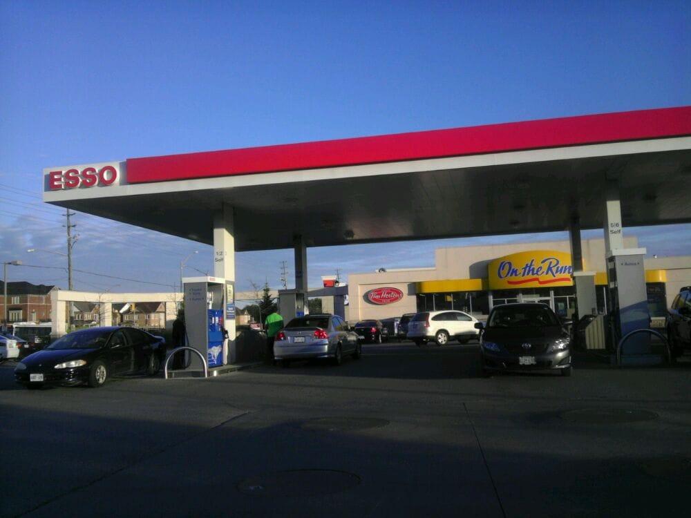 Esso Car Wash Near Me