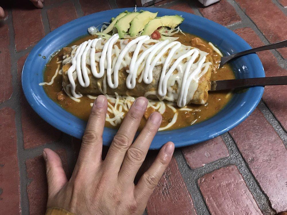 Taqueria Pancho Villa: 400 N Federal Blvd, Denver, CO