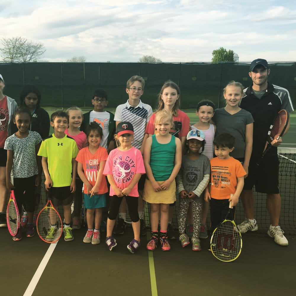 Twin City Tennis Camps