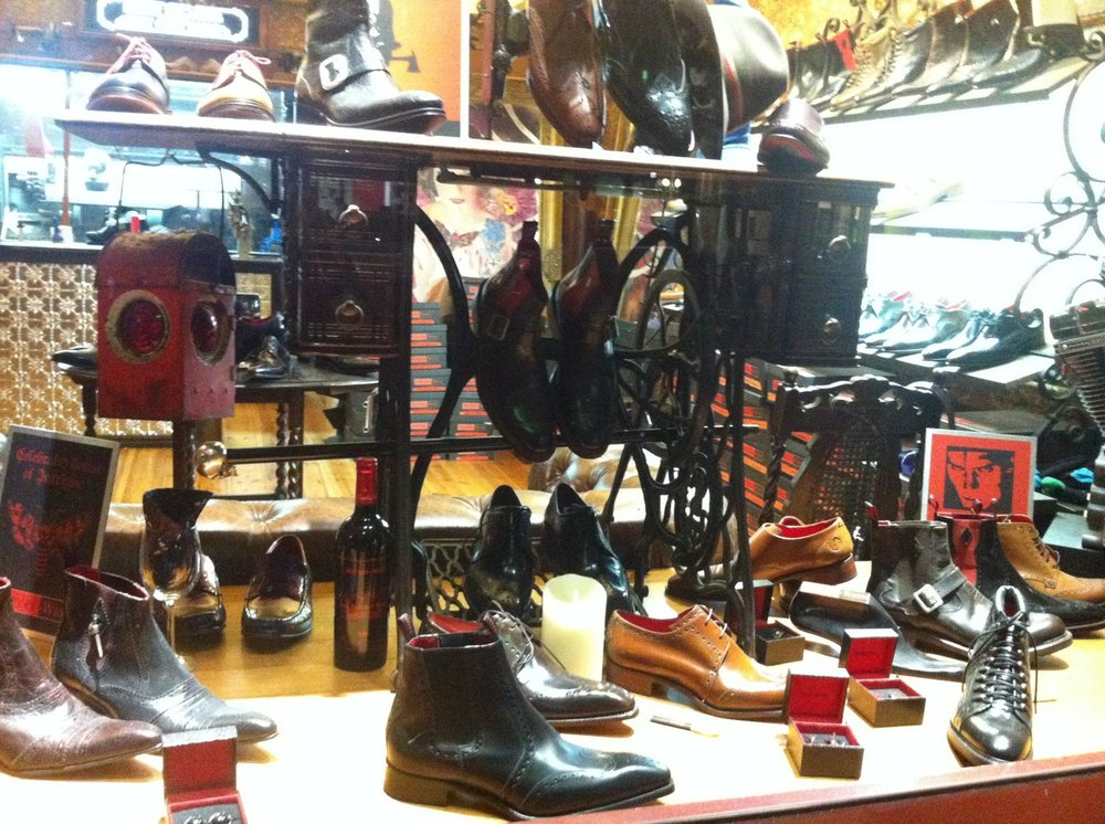 Manfred S Shoe Lounge