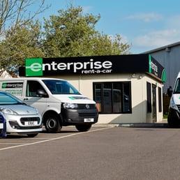 Enterprise Rent A Car Car Hire Car Hire Ctr Liverpool Airport