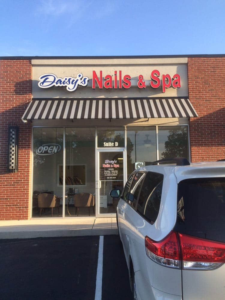 Daisy Nails & Spa: 26978 US 72 E, Athens, AL