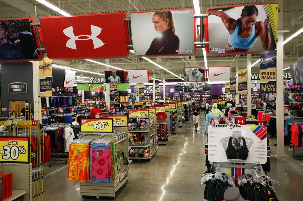 Dunham's Sports: 2290 Elida Rd, Lima, OH