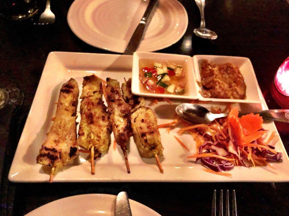 Bangkok Restaurant & Jazz Bar: 225 E Ohio St, Indianapolis, IN