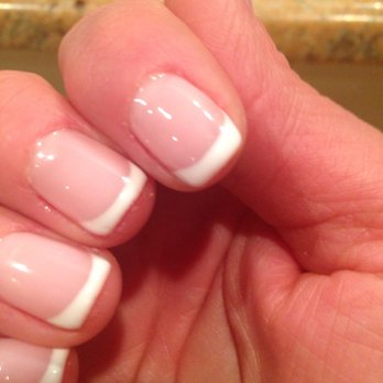 Photo Of New French Nails Fair Lawn Nj United States First Time