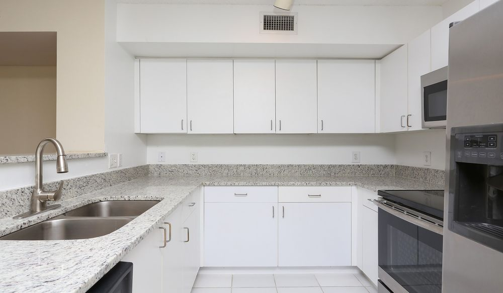 Photo Of Yacht Club At Brickell Apartments   Miami, FL, United States.  Kitchen