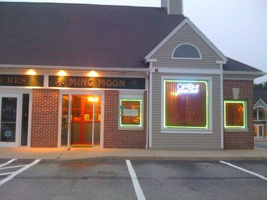 Ming Moon Chinese Restaurant 700 Aquidneck Ave Middletown RI