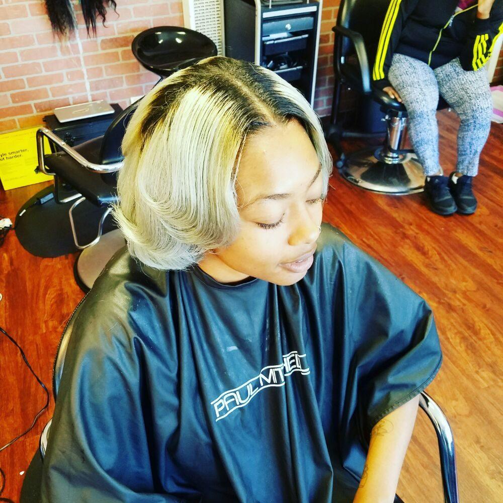 The HairGeek Salon: 6283 3rd St, San Francisco, CA