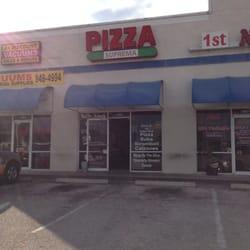 Pizza Suprema logo