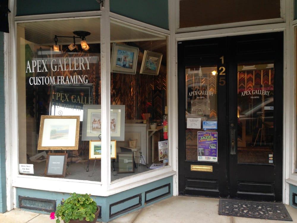 The Apex Gallery of Custom Framing - Framing - 125 N Salem St, Apex ...