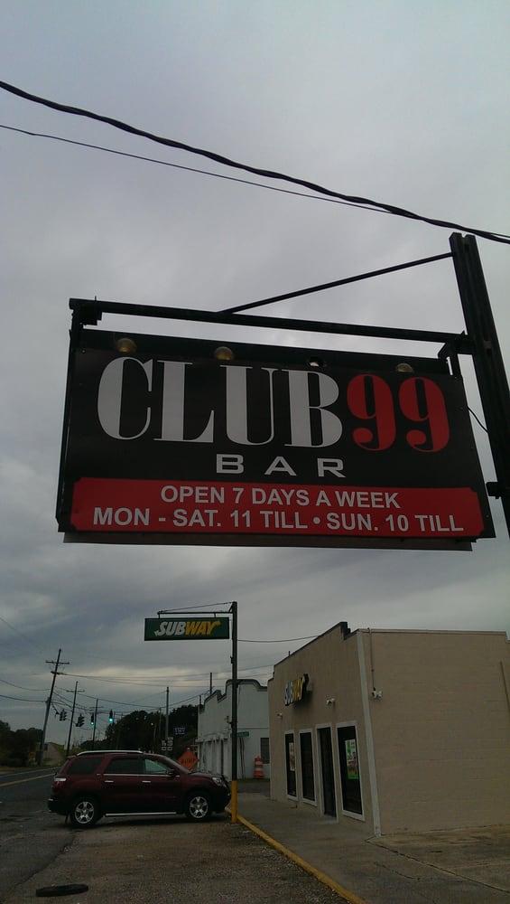 Club 99: 15622 River Rd, Norco, LA