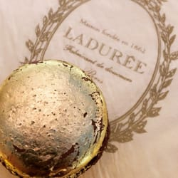 Photo Of Ladurée Singapore The Special Laduree Chocolate Macaron Decorated In 22