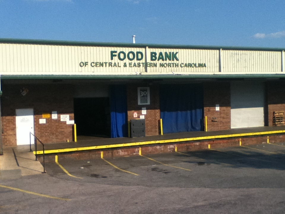Food Bank Out Of Raleigh