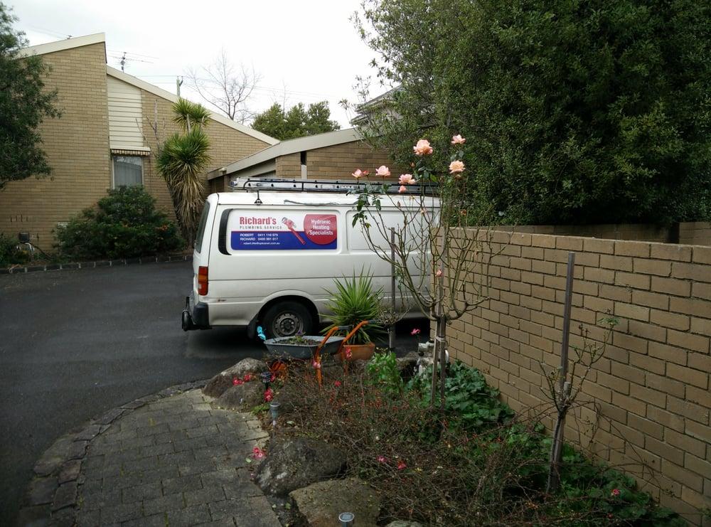 Richard's Plumbing Service: Melbourne, VIC