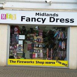Midlands Fancy Dress - Party Supplies - 13 Church Green East, Redditch ...