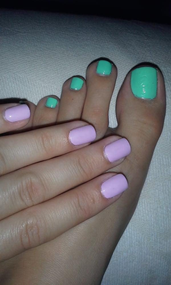 La nails 12 photos 18 reviews nail salons 8312 for Acrylic nails salon prices