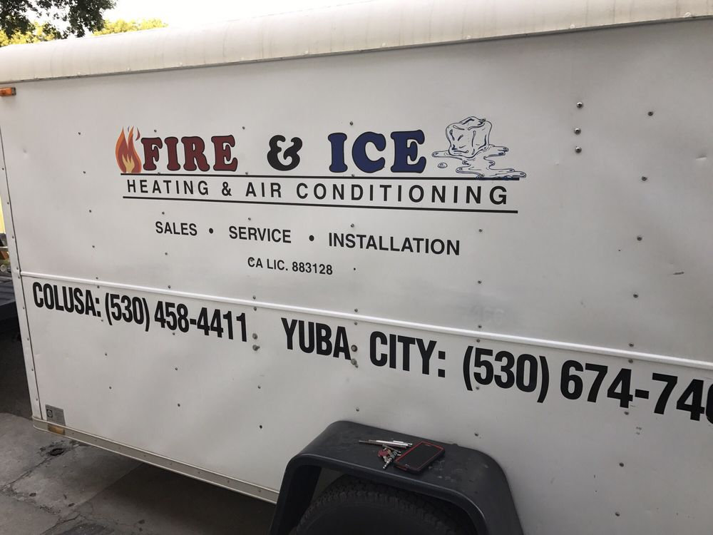 Fire & Ice Heating & Air Conditioning: Colusa, CA