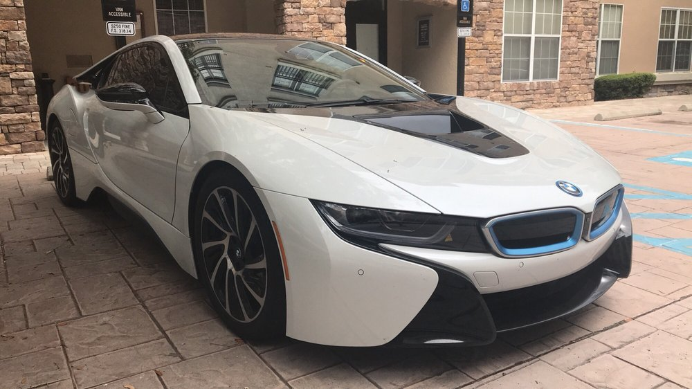Beautiful Bmw I8 0 60 In 4 Seconds With No Gas Required But It Will