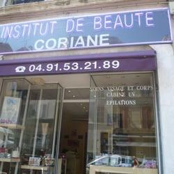 Institut De Beauté Coriane 82 Bd Vauban Vauban Marseille