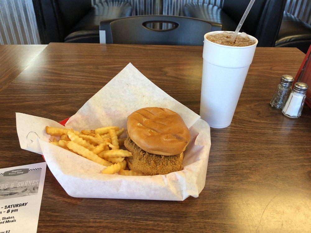 Taylor's Freez King: 208 E Main St, Gassville, AR