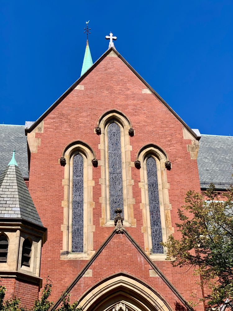 Church of the Advent: 30 Brimmer St, Boston, MA
