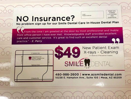 Smile Dental Care 10238 E Hampton Ave Mesa Az Cosmetic Dentistry