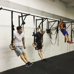 Crossfit red hook interval training gyms van brunt st red