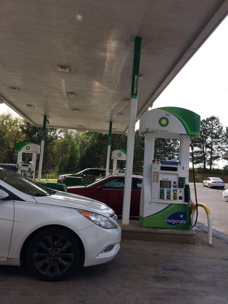 BP: Hwy 22, Crawfordville, GA