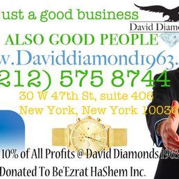Photo Of David Diamonds 1963 New York Ny United States Good People