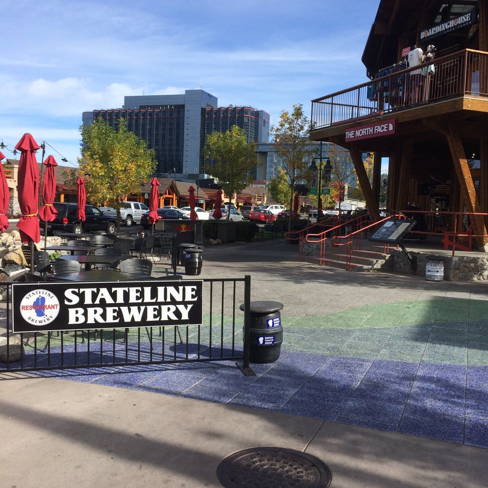 Stateline Brewery And Restaurant South Lake Tahoe
