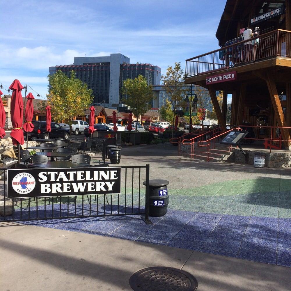 Stateline Brewery Restaurant South Lake Tahoe