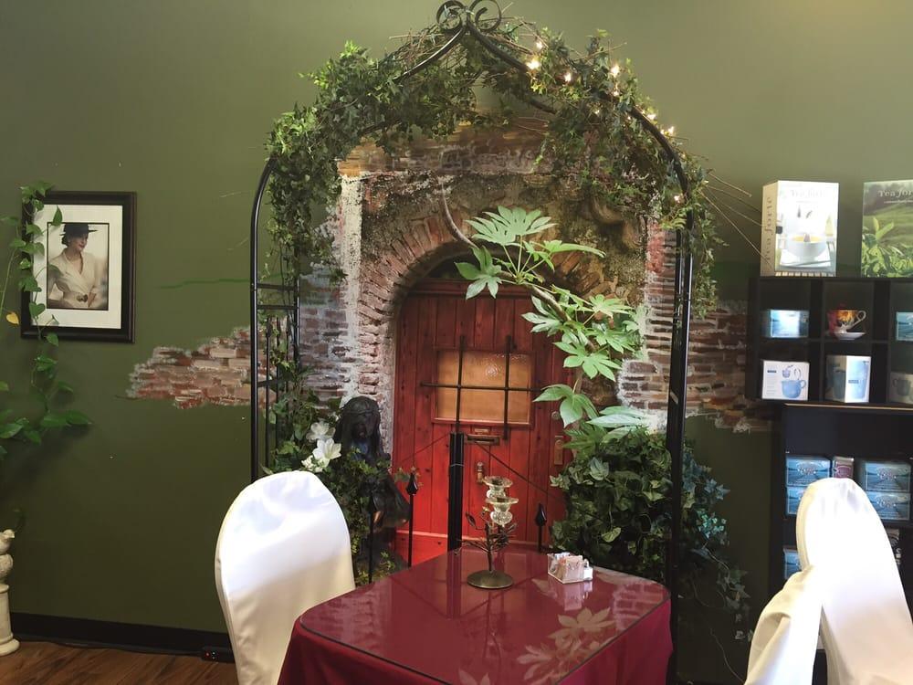 The English Tea Garden: 7410 Haggerty Rd, West Bloomfield, MI