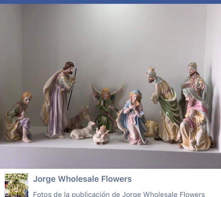 Jorge Wholesale Flowers: Av. Luis Muñoz Marin I 31, Caguas, PR