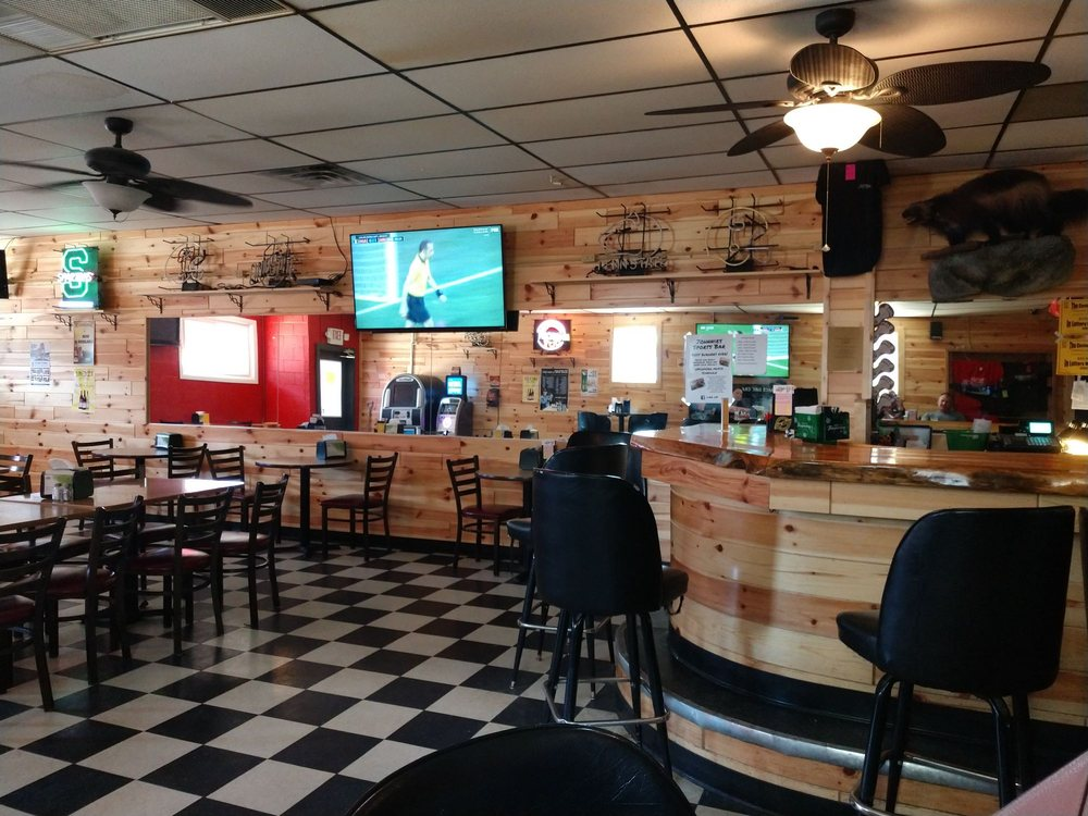 Johnnie's Bar: 210 N Main St, Cheboygan, MI
