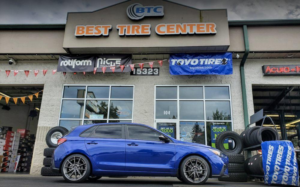 Best Tire Center: 15323 SE 272nd St, Kent, WA