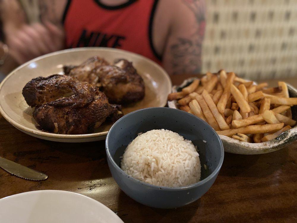 Inka Grill Peruvian Cuisine: 611 S Jefferson St, Roanoke, VA
