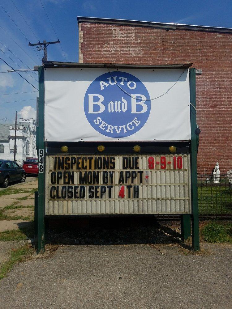 B & B Auto Service: 948 McKean Ave, Donora, PA