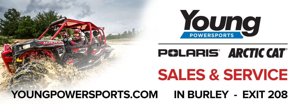 Young Idaho Powersports - Burley: 111 Overland Ave, Burley, ID