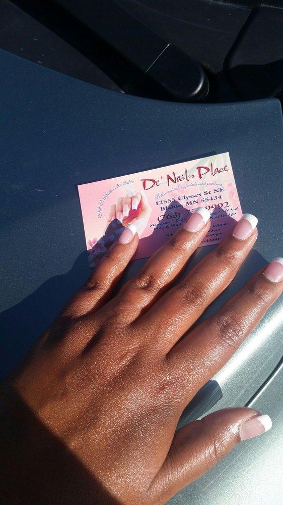 Blaine Nail Salon Gift Cards - Minnesota | Giftly