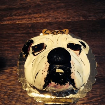 Photo Of Dog Cakes For Dogs