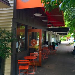 Photo Of Madison Kitchen Seattle Wa United States Some Patio Seating To