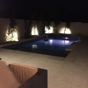 photo of creative pool landscape temecula ca united states another night