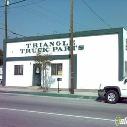 Triangle Truck Parts - Auto Parts & Supplies - 300 S