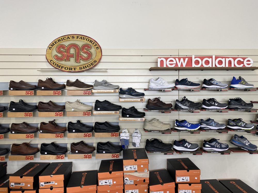 The Shoe Store & Shoe Repair: 5757 Whitmore Lake Rd, Brighton, MI